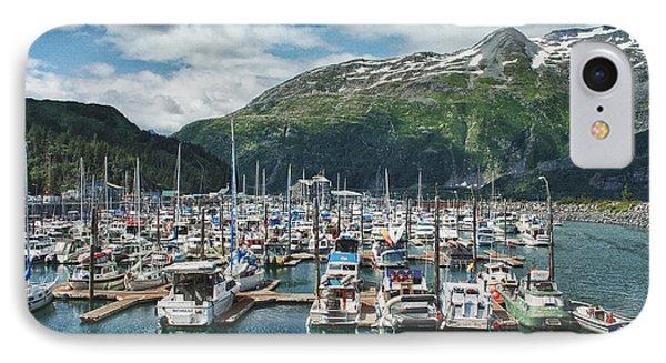 Gateway To Prince William Sound Alaska Phone Case by Kim Hojnacki