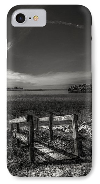 Gateway To The Gulf IPhone Case by Marvin Spates