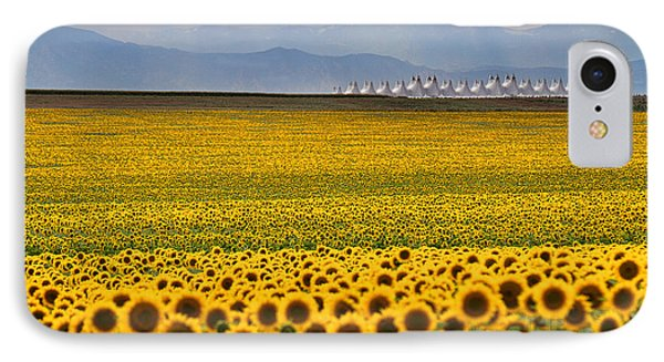 Gateway To The Rockies IPhone Case by Jim Garrison