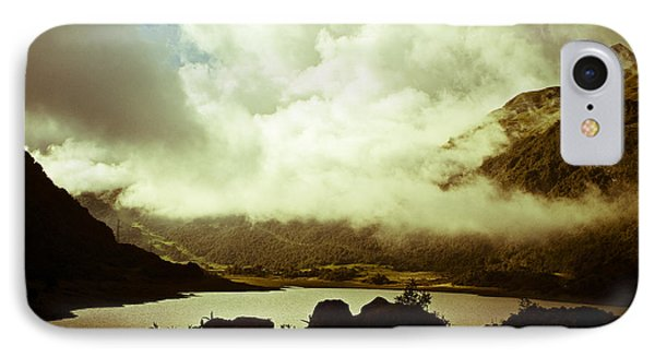 Gathering Clouds  IPhone Case