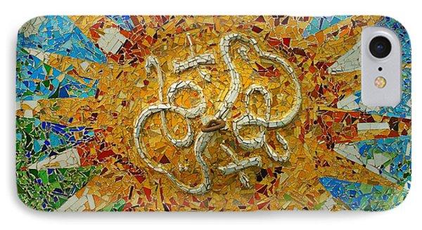 Gaudi Art IPhone Case by Mariusz Czajkowski