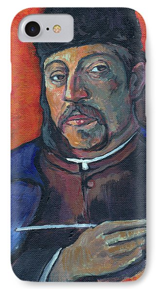 Gauguin Phone Case by Tom Roderick