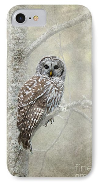 Guardian Of The Woods IPhone Case by Beve Brown-Clark Photography