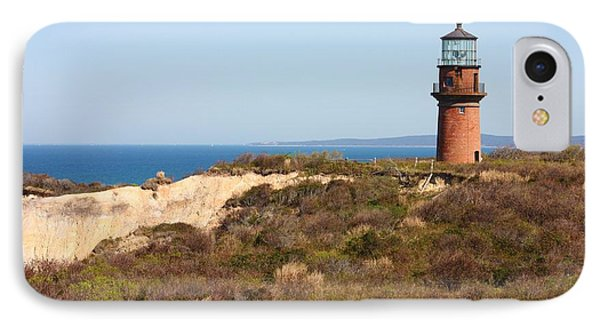 Gay Head Lighthouse Phone Case by Carol Groenen