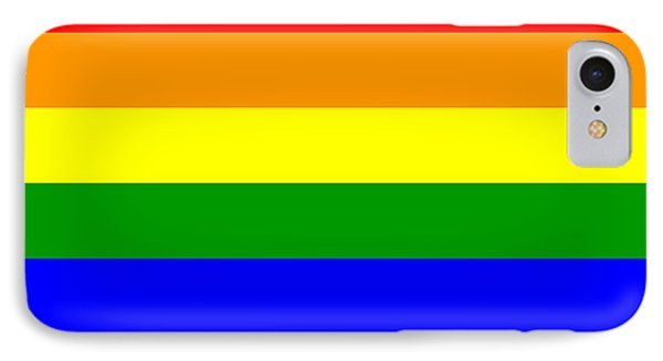 Gay Pride Flag IPhone Case