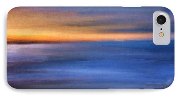 Gazing The Horizon IPhone Case by Lourry Legarde