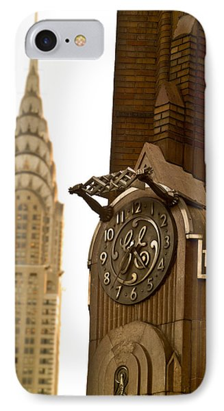 General Electric Building 1 IPhone Case