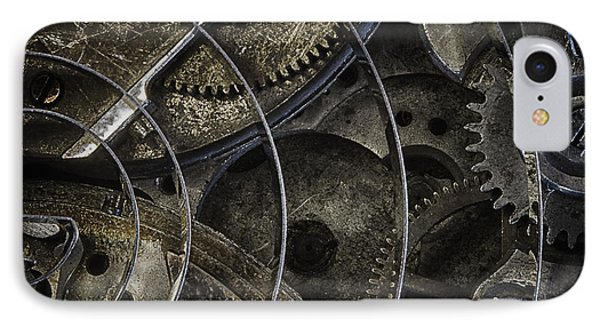 IPhone Case featuring the photograph Gears by Vicki DeVico