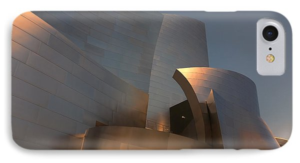 Gehry Tones Iv IPhone Case by Chuck Kuhn