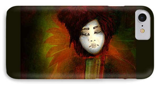 Geisha5 - Geisha Series IPhone Case