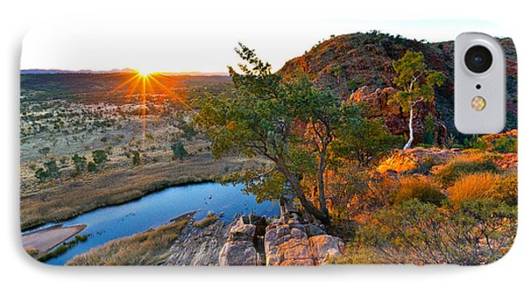 Gelen Helen Gorge Sunrise IPhone Case