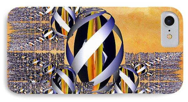 Gem Of Gold IPhone Case by Deborah Benoit