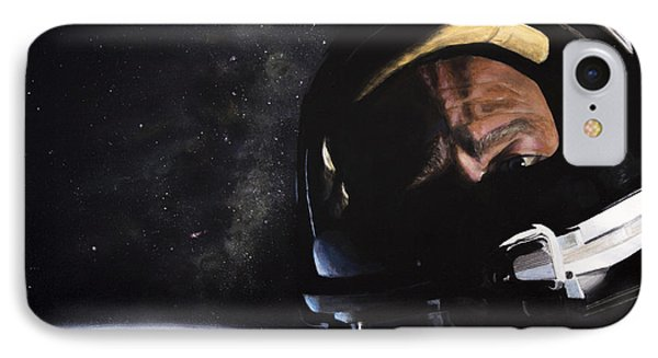 Gemini Xii- Buzz Aldrin IPhone Case