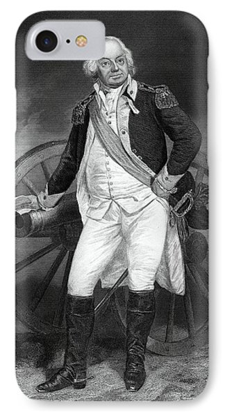 General Benjamin Lincoln IPhone Case by Historic Image