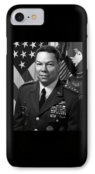 General Colin Powell IPhone Case