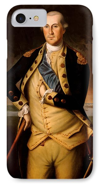 General George Washington  Phone Case by War Is Hell Store