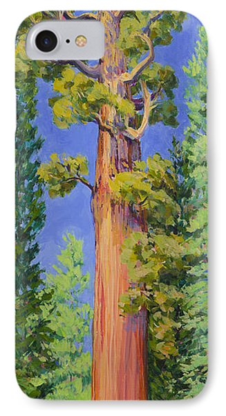General Grant Tree Phone Case by Joy Collier