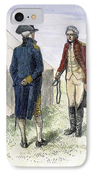 General John Burgoyne IPhone Case