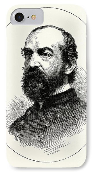 General Meade, He Was A Career United States Army Officer IPhone Case by American School