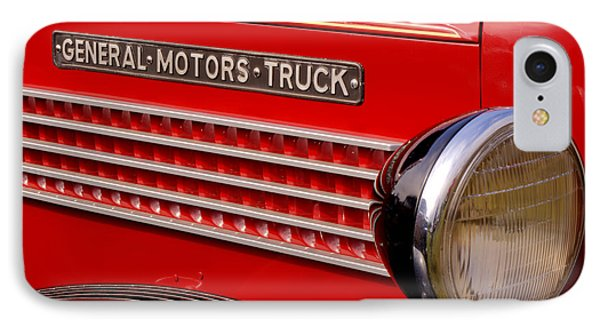 General Motors Truck Phone Case by Thomas Young