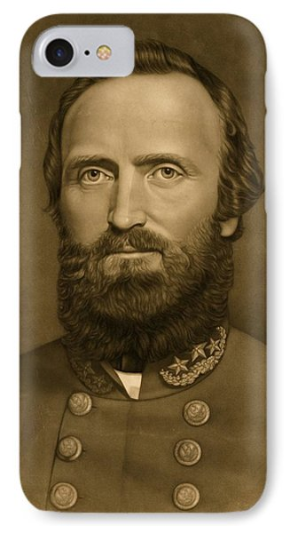General Stonewall Jackson 1871 Phone Case by Anonymous