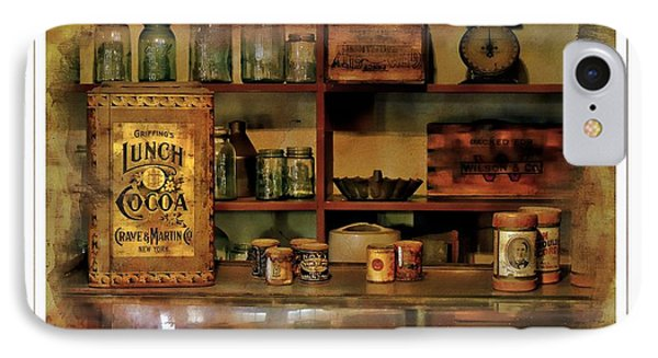 General Store IPhone Case by Allen Beilschmidt