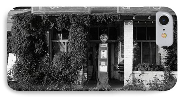 General Store, Pomona, Illinois, Usa IPhone Case by Panoramic Images