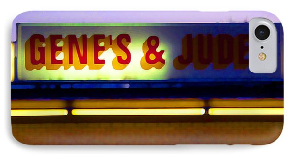 Genes  And Judes Phone Case by David Bearden