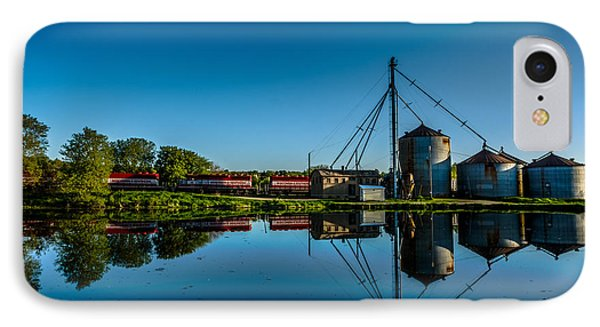 Genesee Mill IPhone Case
