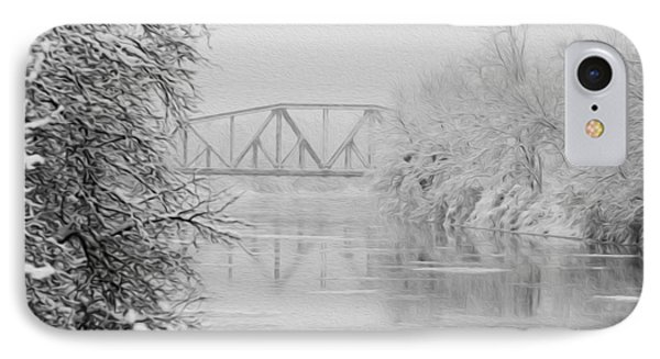 Genesee River IPhone Case