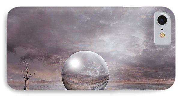 IPhone Case featuring the digital art Genesis by Franziskus Pfleghart