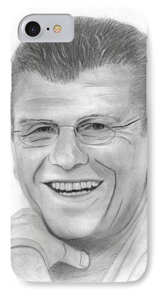 Geno Auriemma IPhone Case