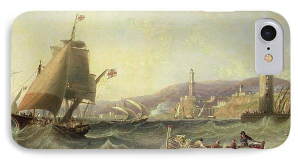 Genoa Phone Case by John Wilson Carmichael