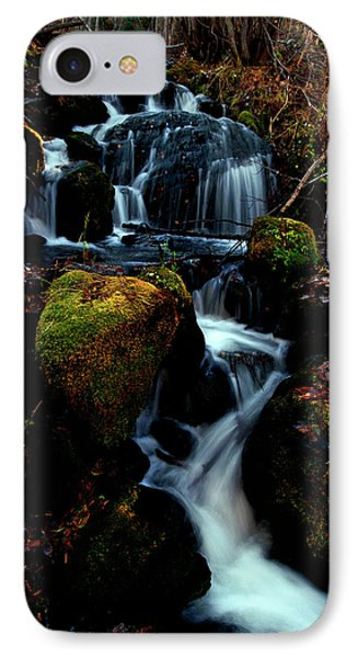 IPhone Case featuring the photograph Gentle Descent by Jeremy Rhoades