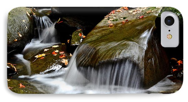 Gentle Falls Phone Case by Frozen in Time Fine Art Photography