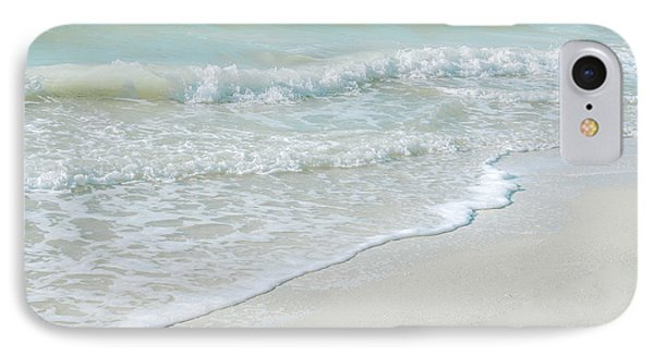 Gentle Waves IPhone Case by Julie Palencia