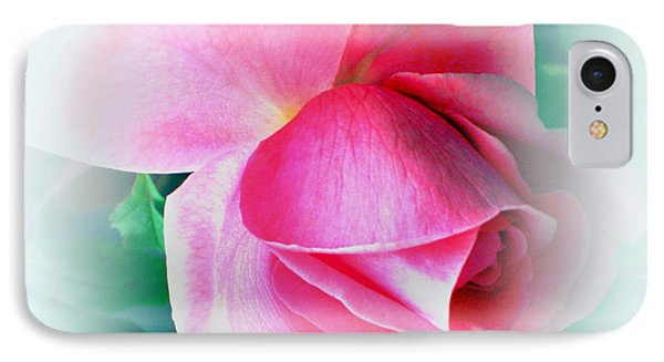Gentleness And Grace IPhone Case by Judy Palkimas