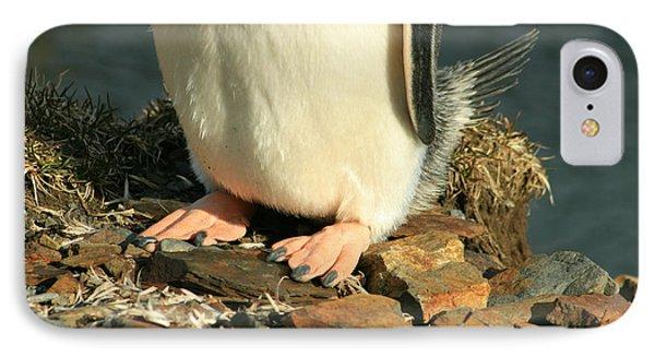 Gentoo Penguin Feet IPhone Case