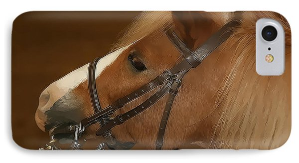 Genuine Pony IPhone Case by Jerome Lynch