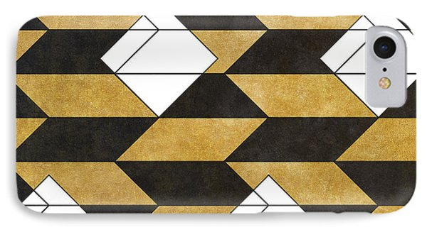 Geo Pattern II IPhone Case by South Social Studio