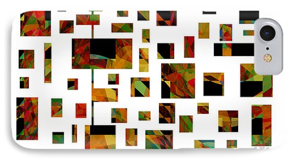 Geometric Design - Abstract - Art Phone Case by Ann Powell
