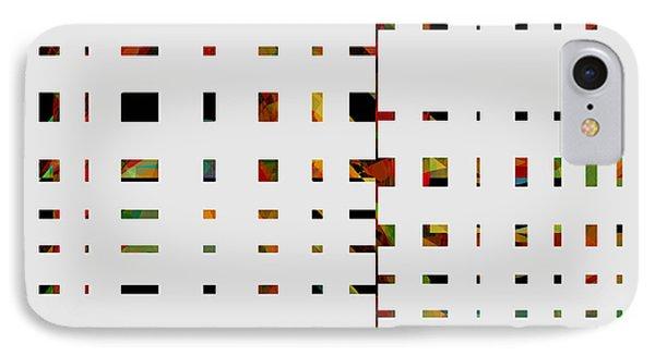Geometrics -abstract -  Art Phone Case by Ann Powell