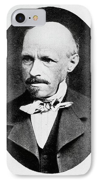 Georg Meissner IPhone Case