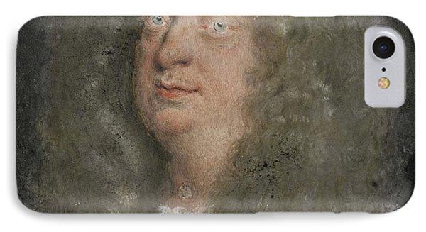 Georg Wilhelm, 1625-1705, Duke Of Brunswick-luneburg IPhone Case by Litz Collection