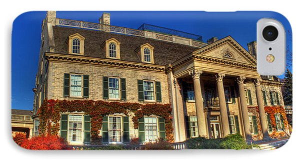 George Eastman House Hdr Phone Case by Tim Buisman