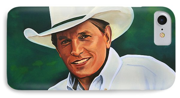 George Strait IPhone Case