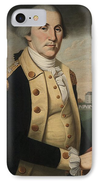 George Washington IPhone Case by Charles Peale Polk