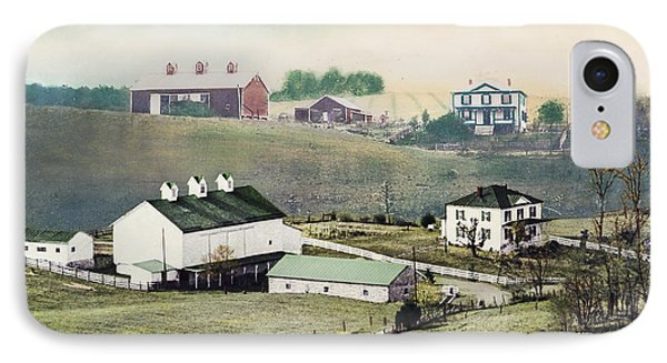 Georges Farm IPhone Case