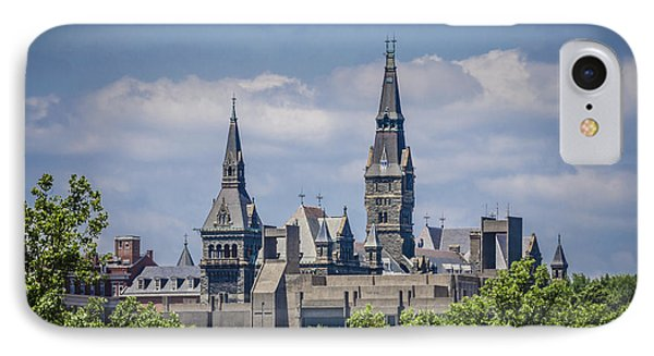 Georgetown University IPhone Case
