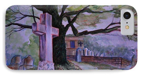 Georgia Graveyard  IPhone Case